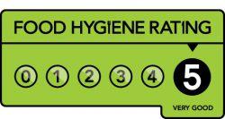 Food Hygiene Rating 5 (Very Good)