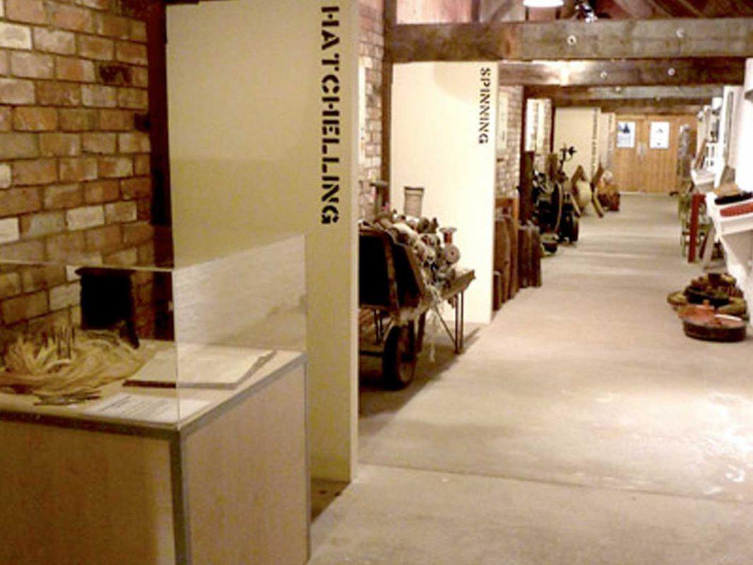 Ropewalk museum2